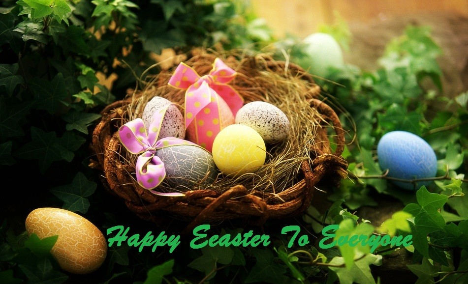 Happy Easter Greetings For Relatives