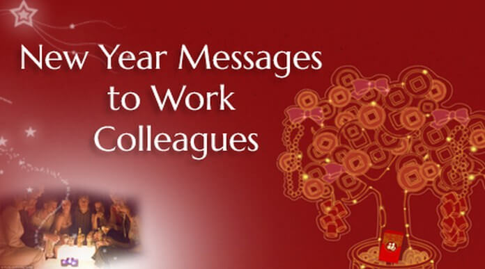 Happy New Year Messages For Colleagues