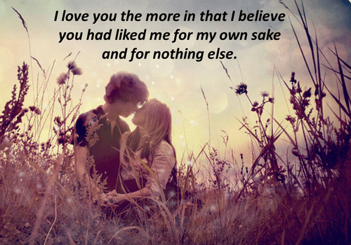 More Cute Love Quotes For Him