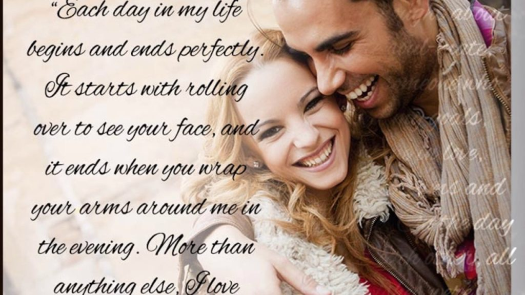 Romantic Love Quotes Wishes For Husband