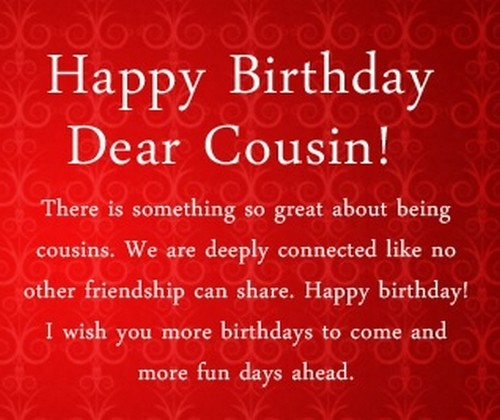 I Love You Cousin Message – Daily Motivational Quotes