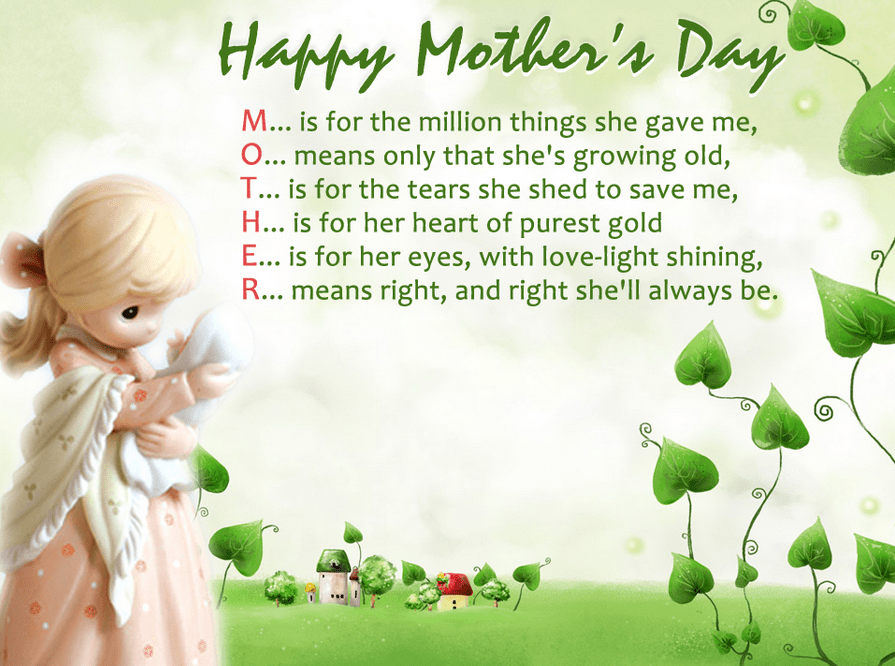 Best Mothers Day Sayings