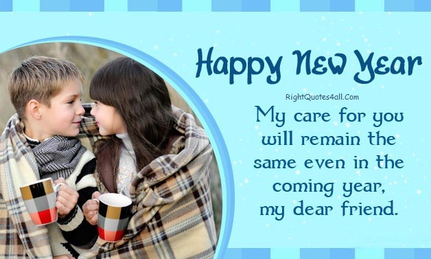 Best 72 Happy New Year Quotes Wishes And Messages Posts
