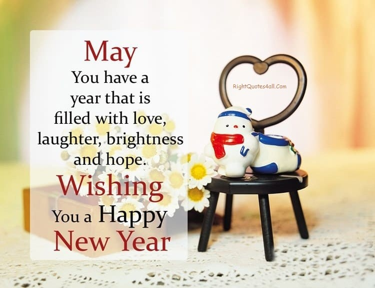 Lovely Happy New Year Greetings for Friends 2019 to Wish Them