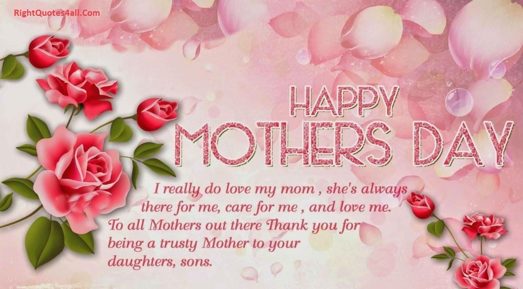 Summary -> Happy Mothers Day Messages To Friends