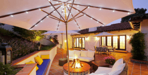 Types Of Patio Umbrella Lights