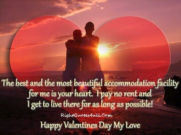 Valentines Day Greeting for Husband