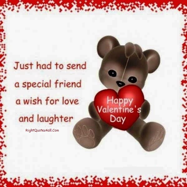 Funny Happy Valentines Day Friend