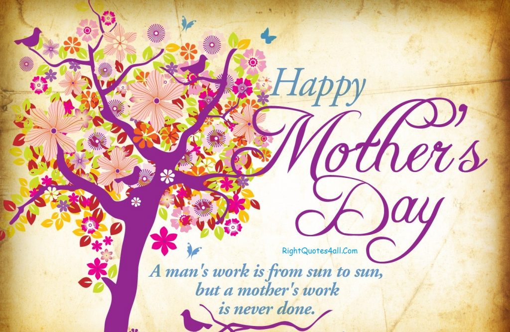 Happy Mothers Day Status 2019