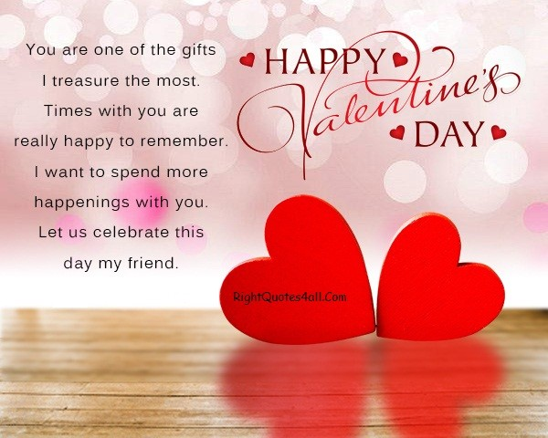 Loving Valentines Day Quotes For Friends