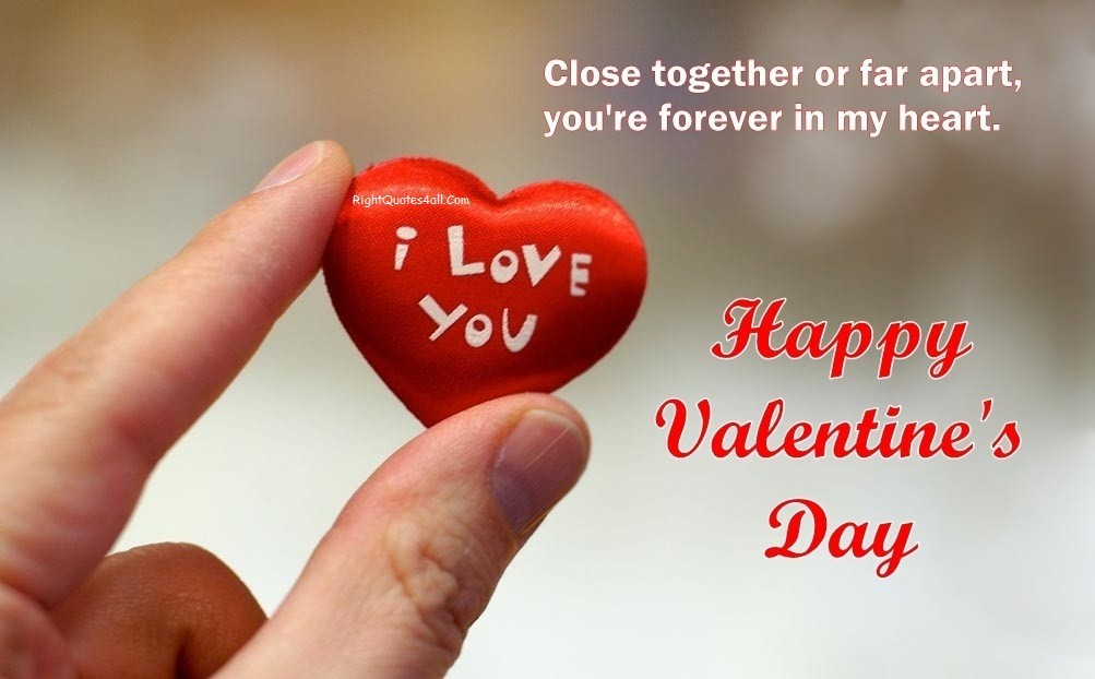 Special Happy Valentines Day Quotes