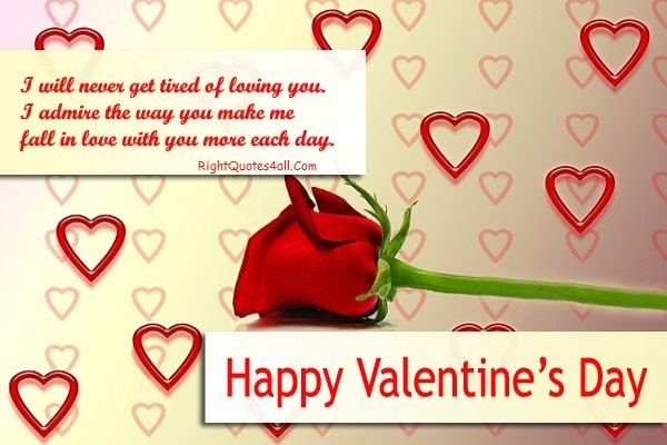 Valentines Day Greetings For Girlfriend