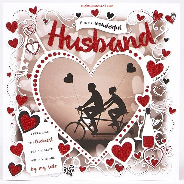 Valentines Day Greetings For Husband