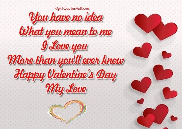 Few More Happy Valentines Day Quotes