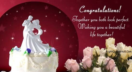 Happy Wedding Wishes For Friend