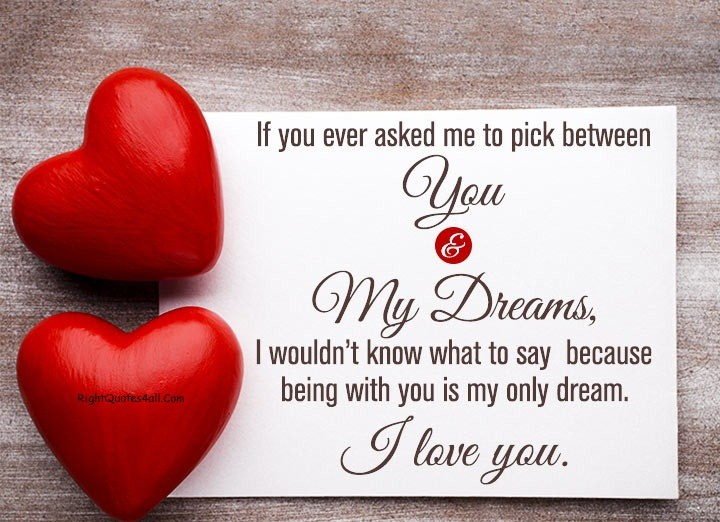 Heart Touching Messages For Lover