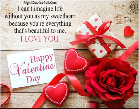 Special Happy Valentines Day Messages
