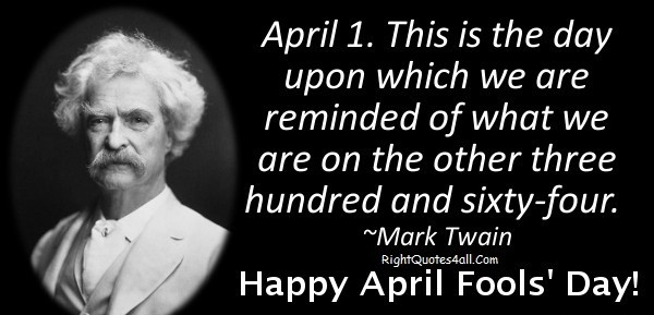 April Fools Day Quotes and Wishes