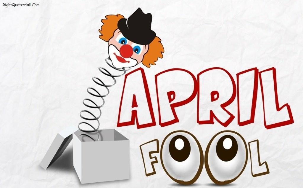 April Fools Day Quotes