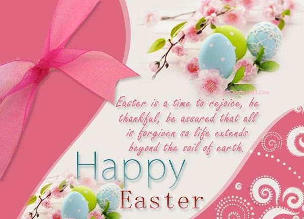 Happy Easter Sayings and Quotes