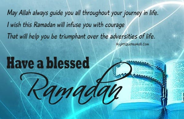Best Ramadan Quotes 2019, Ramadan Messages, Ramadan Wishes