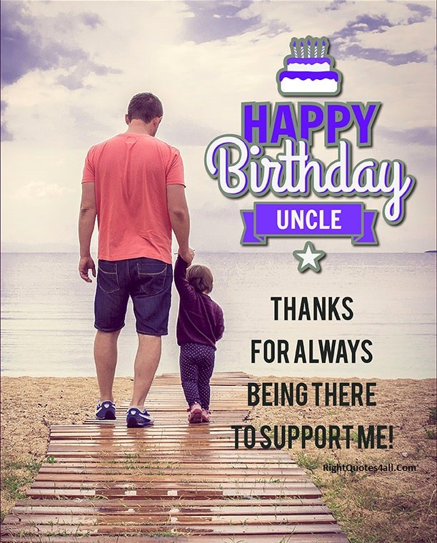 Best Birthday Wishes For Uncle