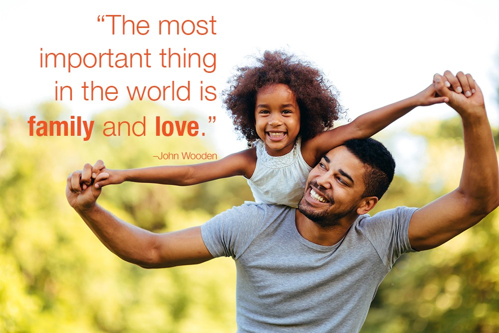 Family Love Quotes To Spread Love - I Love My Family Quotes %