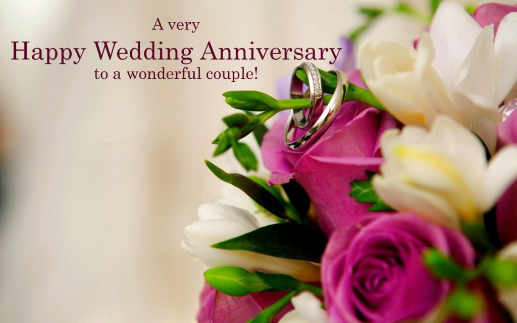 Beautiful Wedding Anniversary Wishes