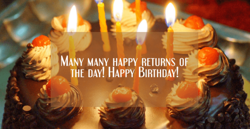 Best Happy Birthday Wishes Quotes