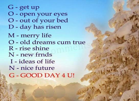 Download Free Good Morning
