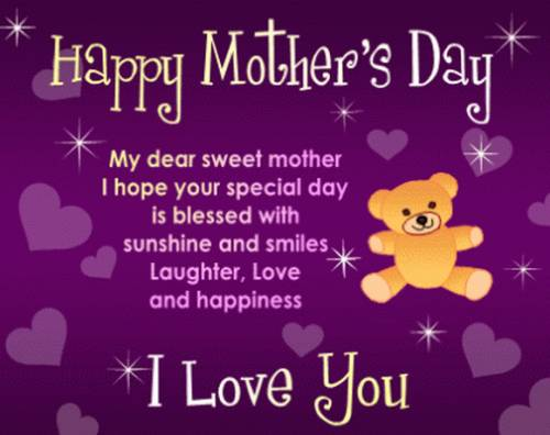 Mother Day Messages