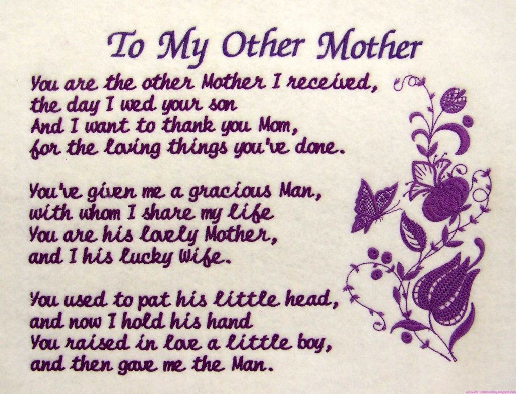Mothers Day Poems to Touch Mothers Heart