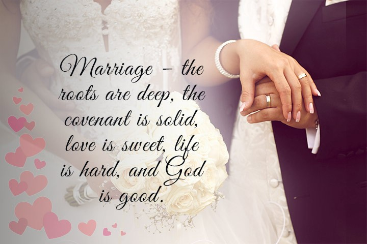 Beautiful Marriage Quotes