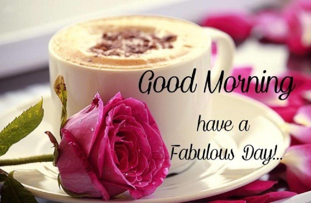 Good morning honey