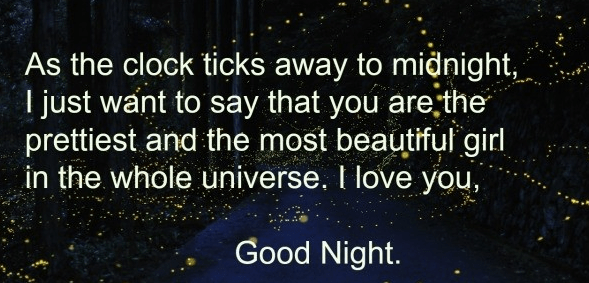 Quotes about Midnight love