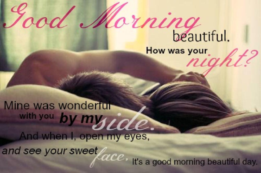Romantic Morning Greetings Images