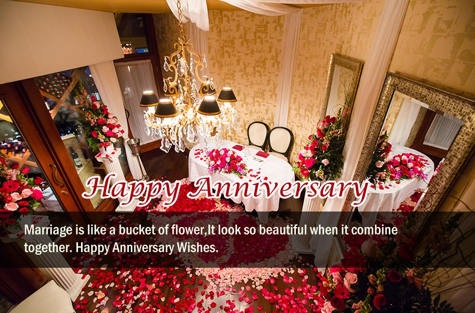 Anniversary wishes for a couple