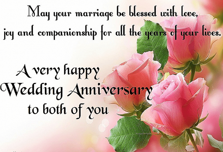 First Wedding Anniversary Wishes