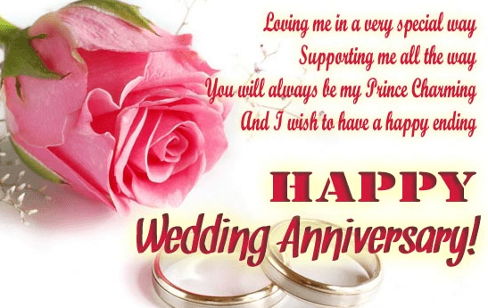 Hy Wedding Anniversary Messages Help The Favorite S In Your Life Celebrate Wonderful Occasion Of Day They Were Married
