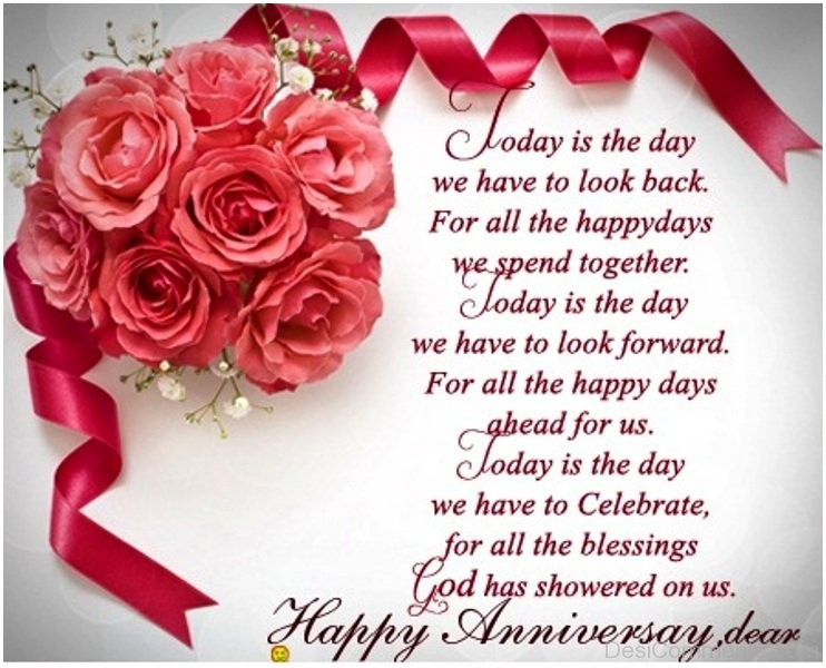400 Happy Wedding Anniversary Message, Quotes, Wishes To a ...