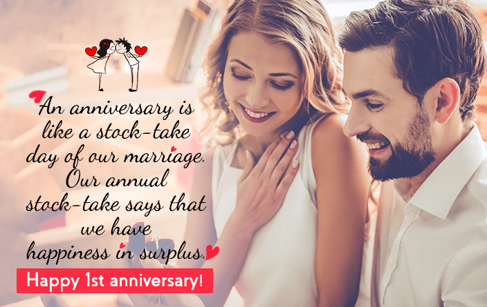Anniversary Messages to Wife