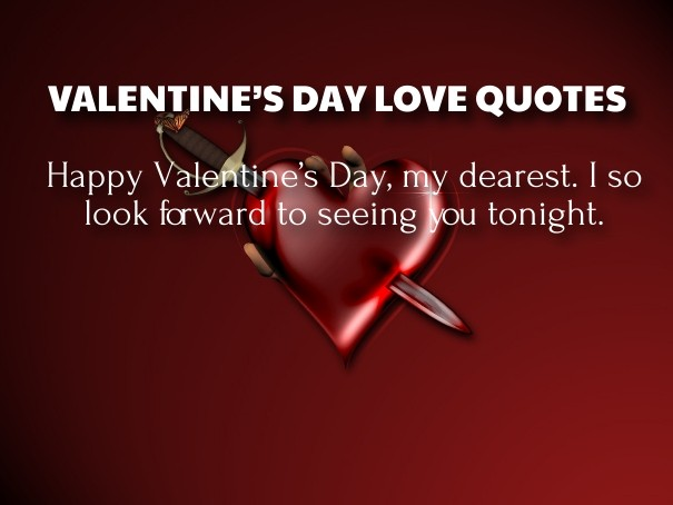 Valentines Day Quote For Him