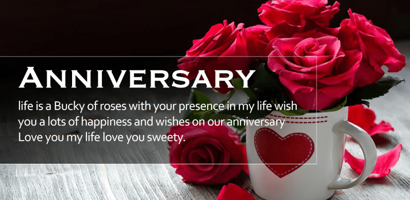 Wife Anniversary Messages
