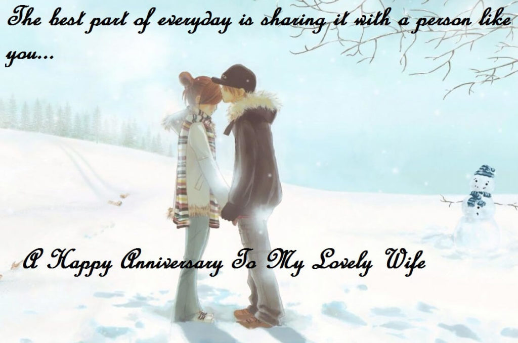 Anniversary Love Quotes For My Wife