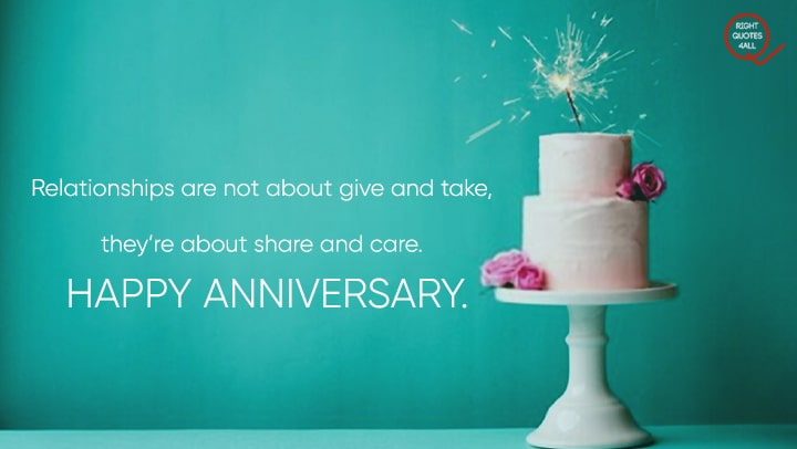 Beautiful Anniversary Wishes Cake Flowers Images