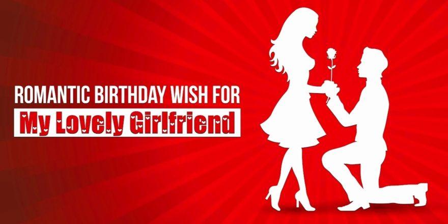 Happy Birthday Best Wishes For My Girlfriend