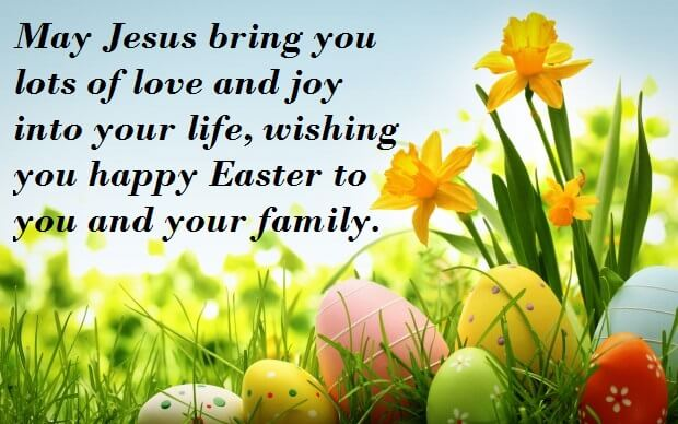 Happy Easter Wishes Images