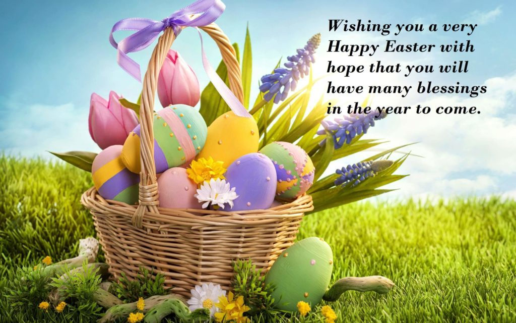 Happy Easter Wishes Photos