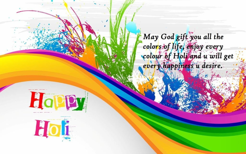 Happy Holi 2019 Wishes Pics