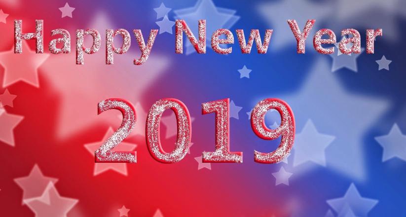 Happy New Year Greetings Boyfriend 2019